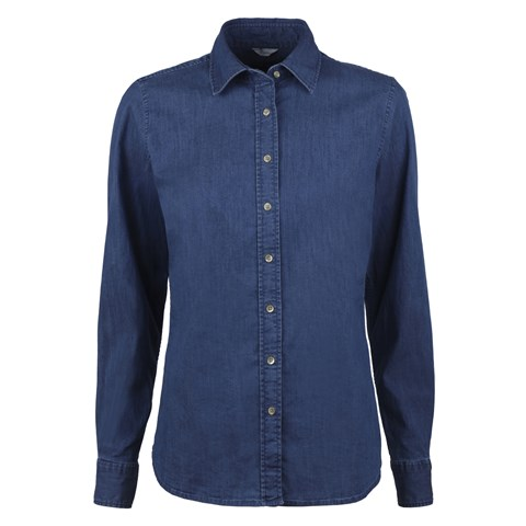 Sanna Denim Shirt