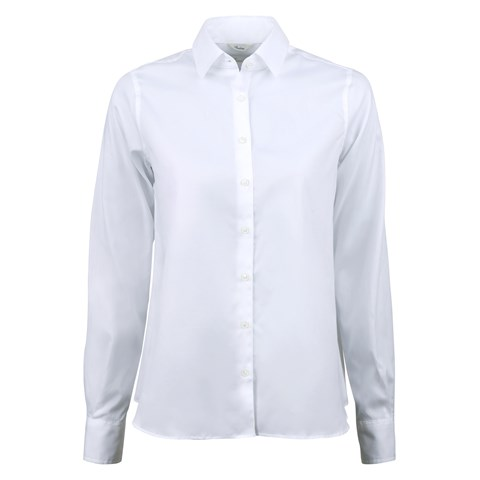 Annelie White Shirt