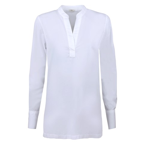 Alyssa Blouse White