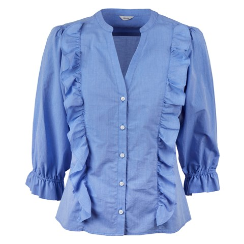 Agnes Blouse Blue