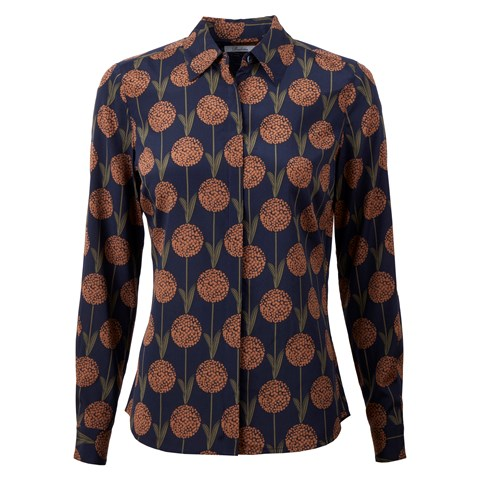 Dendellion Silk Shirt