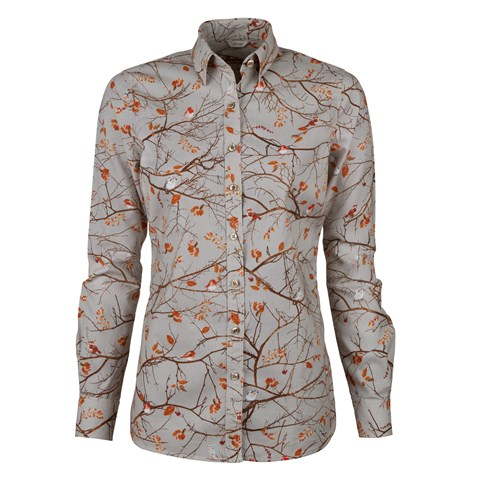 Supreme Shirt With Bird Pattern
