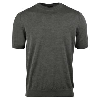Fine Merino T-shirt Green