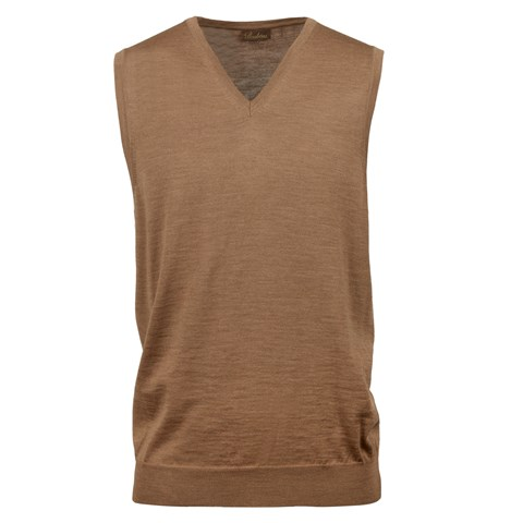 Merino V-neck Slipover