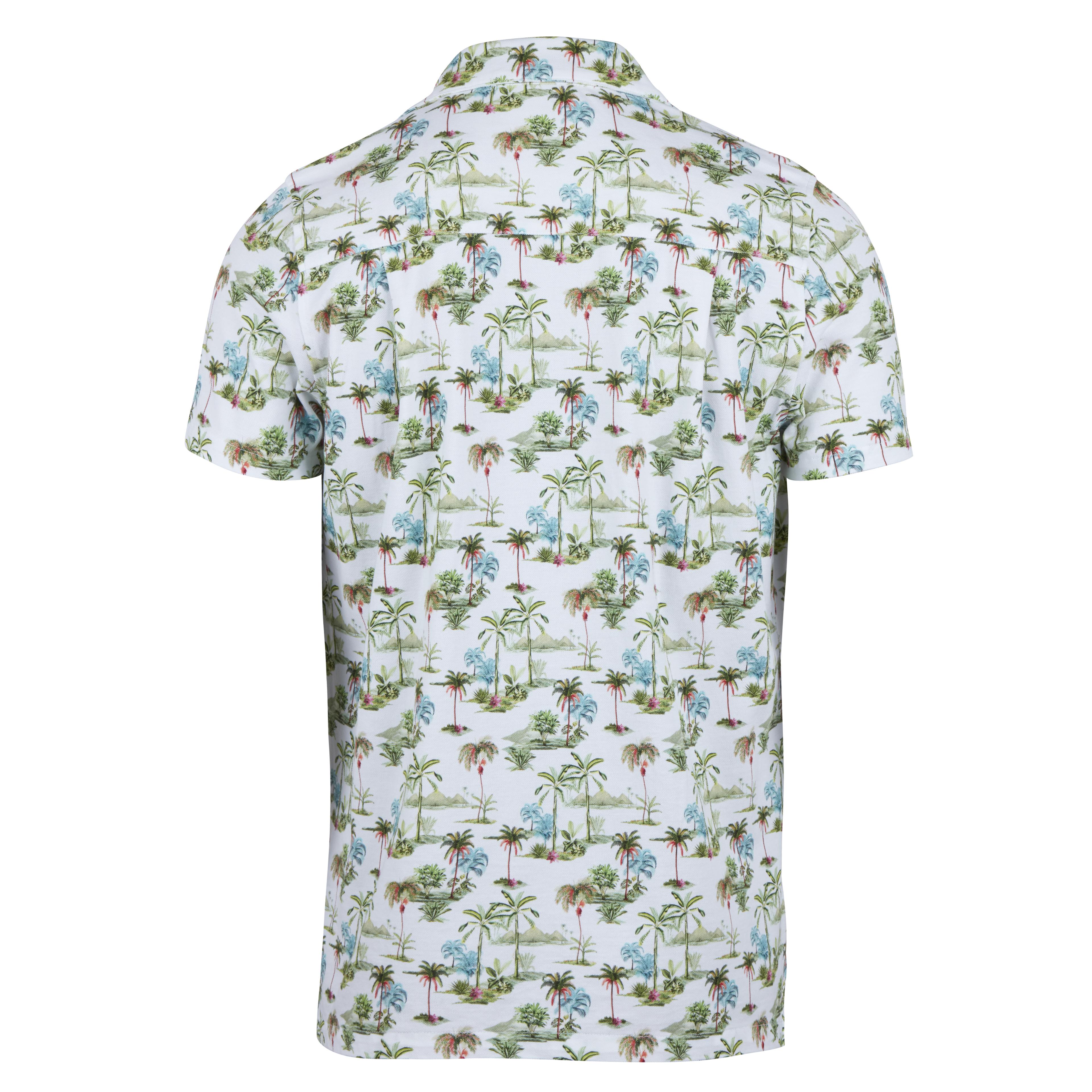 Skjorte Cord Modern Fit, Grønn