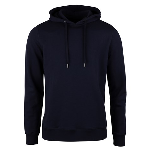 Cotton College Hoodie Navy