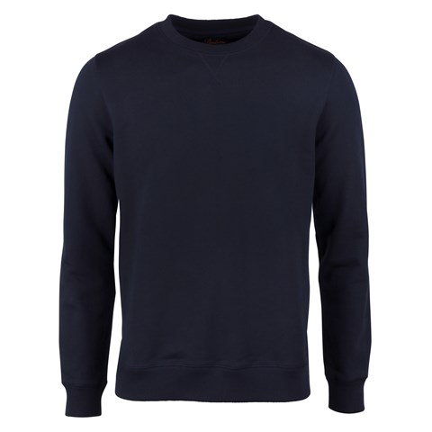 Sweatshirt Crew Neck Navy