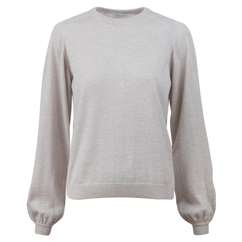 Annabelle Knit Sweater Beige