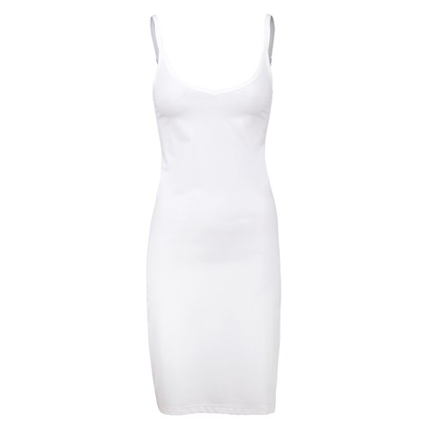 White Camisole Dress