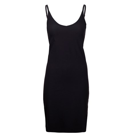 Black Camisole Dress