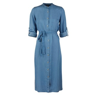 Anette Tencel Demin Blue Dress