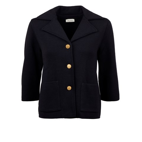Navy Short Jacket