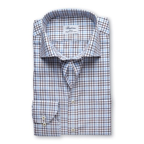 Checked Classic Shirt In Oxford