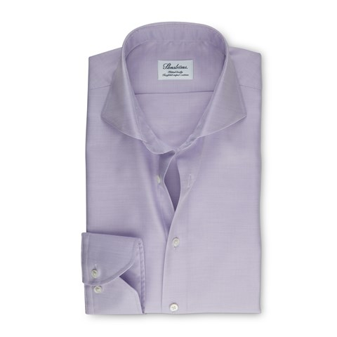Lavender Fitted Body Shirt