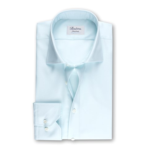 Fitted Body Shirt Mint, Twofold Stretch