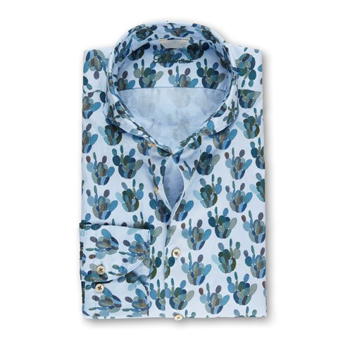 Cactus Casual Fitted Body Shirt