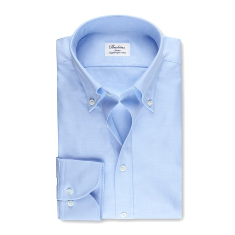 Light Blue Slimline Shirt