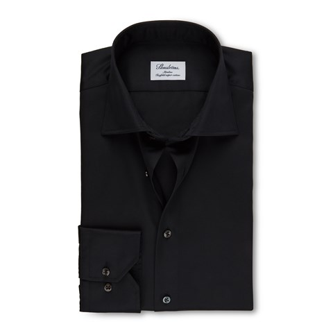 Black Slimline Shirt