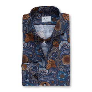 Pailesy Patterned Slimline Shirt