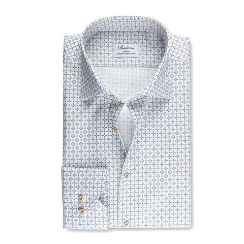 Slimline Shirt Printed Pattern