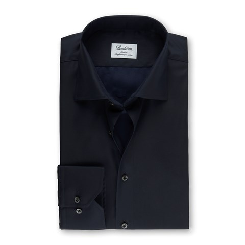 Navy Slimline Shirt