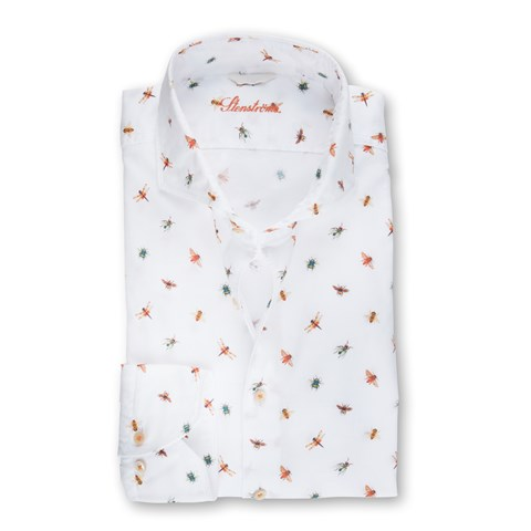 Flies Slimline Shirt