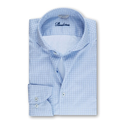 Mini Medallion Slimline Shirt