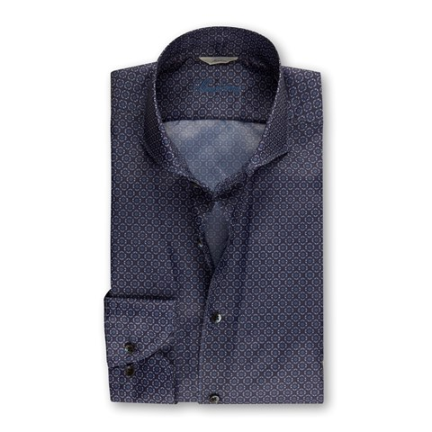 Medallion Slimline Pocket Shirt