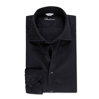 Slimline Shirt Denim Black