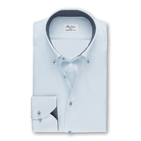 Pinstriped Slimline Shirt