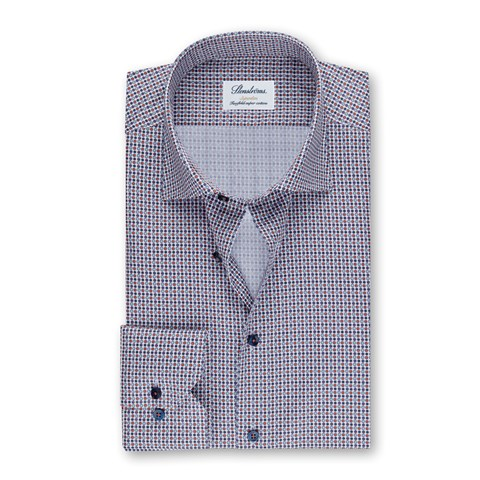 Superslim Shirt Dotted
