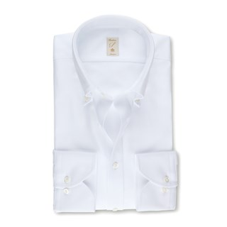 White Heritage Oxford Slimline Shirt