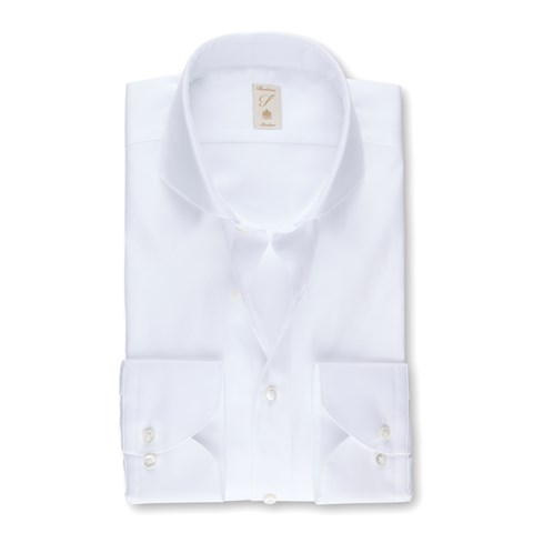 Pinpoint Oxford Slimline Shirt