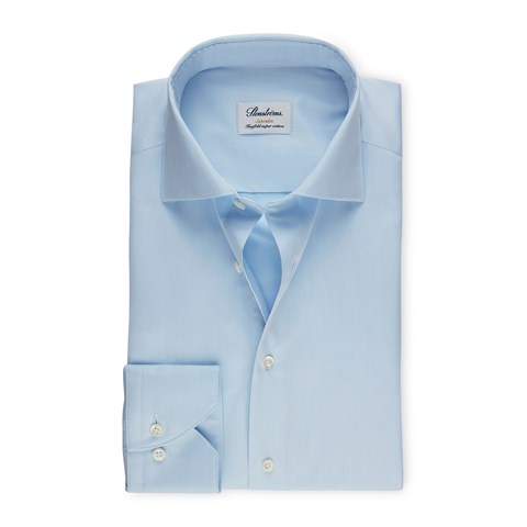 Light Blue Superslim Shirt