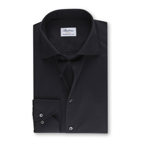 Black Superslim Shirt