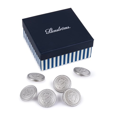 Silver Buttons, Large