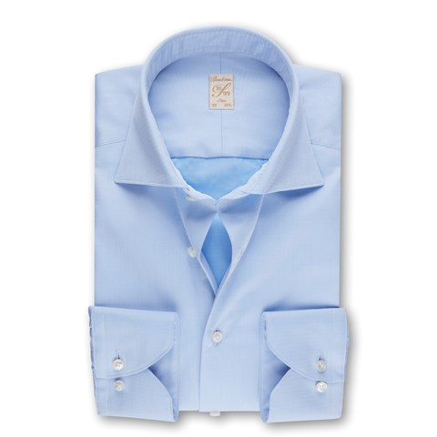 1899 Slim Shirt - Light Blue