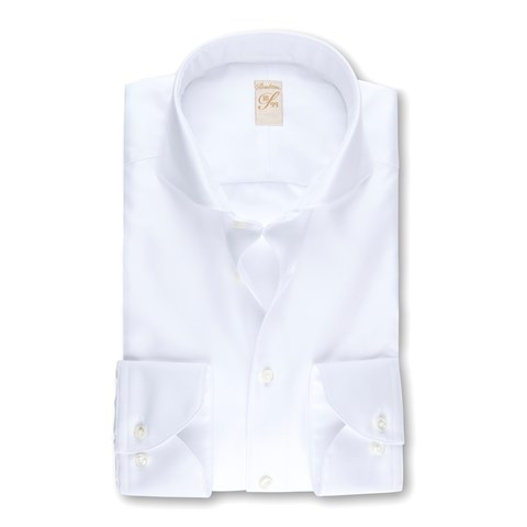 White Superior Twill 1899 Shirt