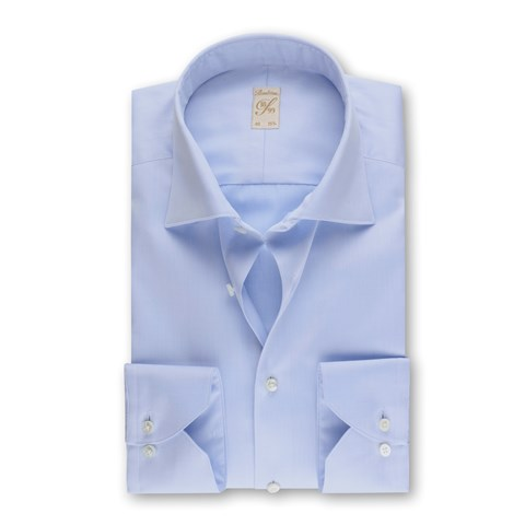 1899 Shirt - Organic Cotton, Blue