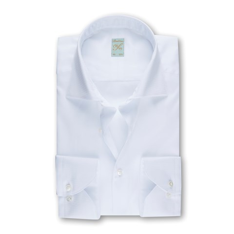 1899 Shirt - Zigzag, White