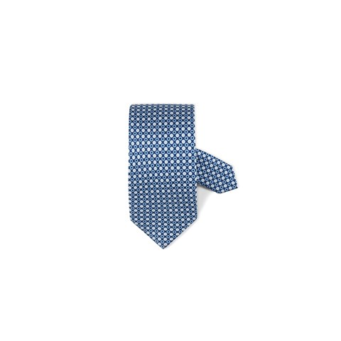 Micro Patterned Silk Tie