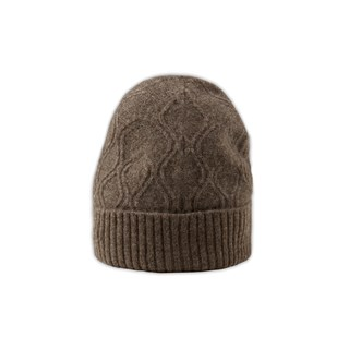Brown Yak & Merino Wool Hat